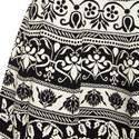 Jacquard Knit Skirt, ${color}