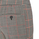 Prince of Wales Check Trousers, ${color}