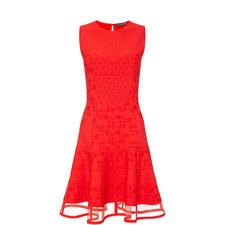 Sleeveless Panel Dress