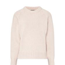 Cashmere Wool-Blend Knit