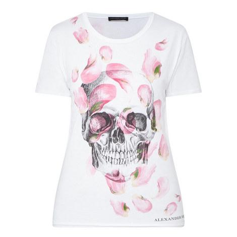 Petal Skull T-Shirt, ${color}