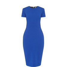 Short Sleeve Pencil Dress