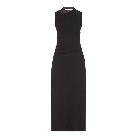 Gathered Midi Dress, ${color}