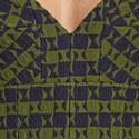 Bustier Drape Midi Dress, ${color}