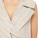 Double Layer Gilet, ${color}