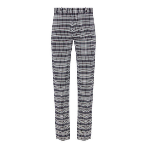 Relaxed Slim Trousers, ${color}