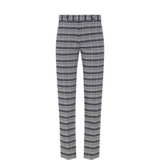 Relaxed Slim Trousers