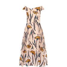 Floral Filg Dress
