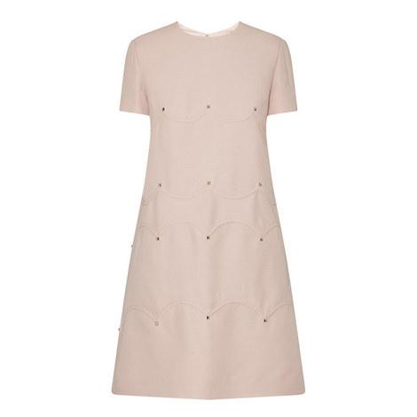 Wave Stud Dress, ${color}
