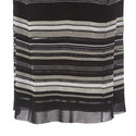 Striped Knitted Dress, ${color}