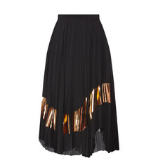 Foil Printed Skirt