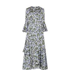 Florence Floral Print Dress