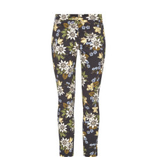 Sidney Floral Trousers
