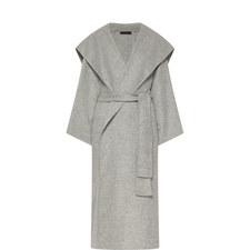 Lanja Longline Wrap Coat