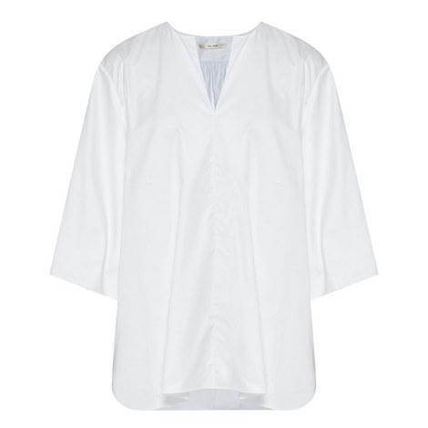 Charis Cotton Shirt, ${color}