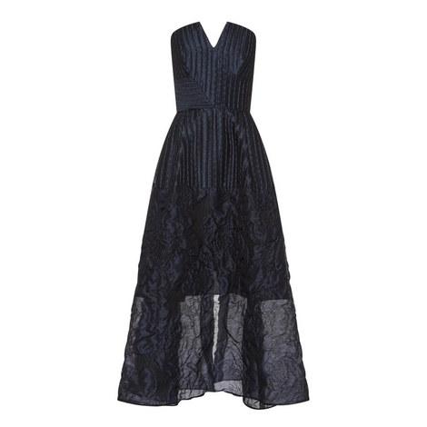 Aldrich Strapless Dress, ${color}