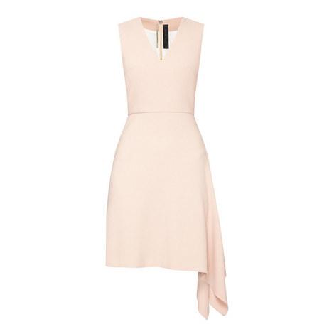 Aylsham V-Neck Dress, ${color}