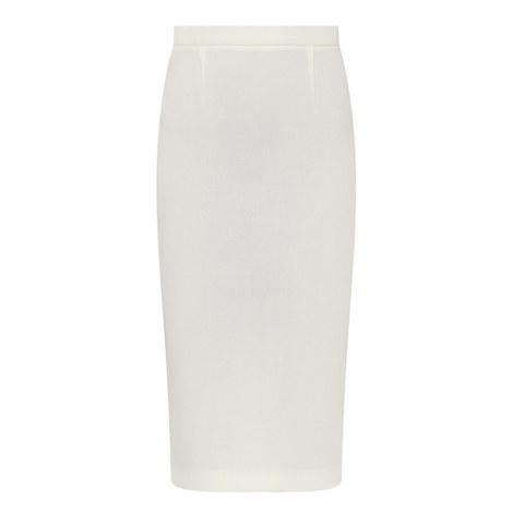 Arreton Crepe Pencil Skirt, ${color}