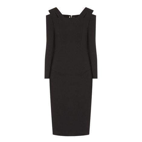 Bleeker Long Sleeve Dress, ${color}