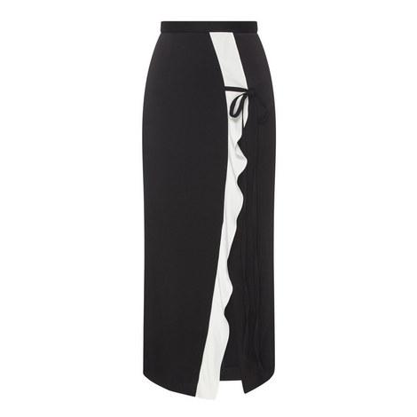 Brantley Ruffle Skirt, ${color}