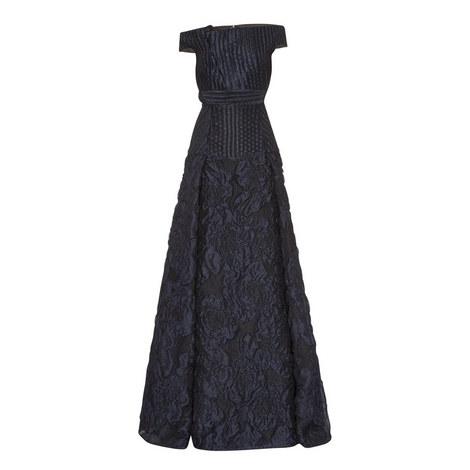 Gilden Off-Shoulder Gown, ${color}
