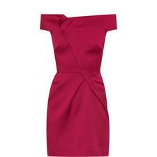 Herland Off-Shoulder Dress