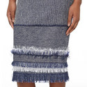 Honeywell Raffia Skirt, ${color}