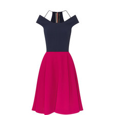 Natan Colour Block Dress