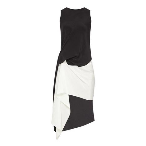 Oakworth Silk Dress, ${color}