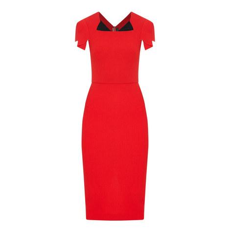 Royston Pencil Dress, ${color}