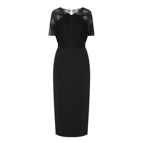 Marrick Lace Top Dress, ${color}