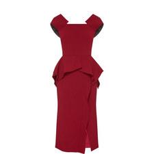 Sawleigh Peplum Dress