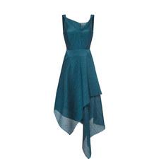 Meltonby Asymmetric Dress