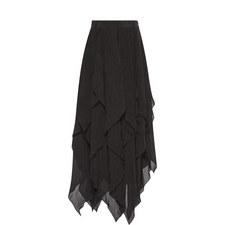 Layered Midi Skirt
