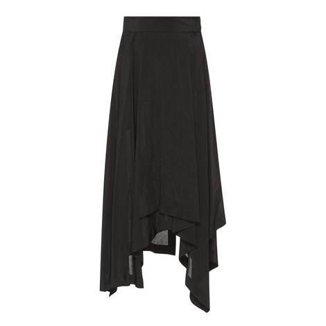 Asymmetrical Skirt, ${color}