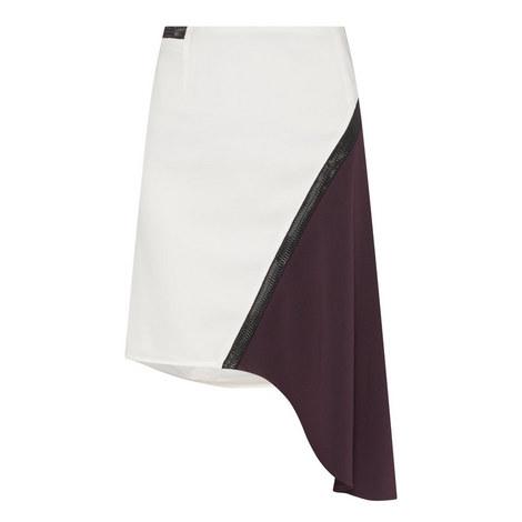 Jupe Asymmetrical Skirt, ${color}