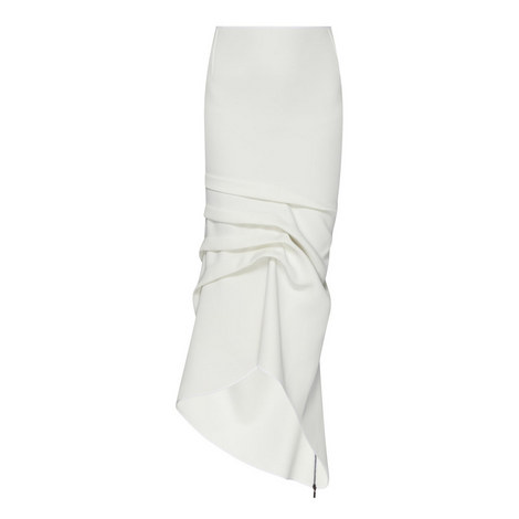 Victorious Ruched Skirt, ${color}
