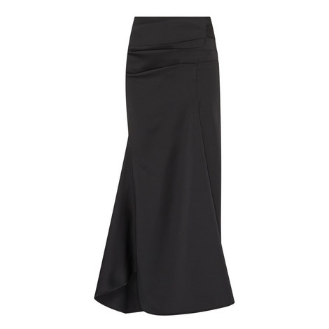Succession Longline Skirt , ${color}