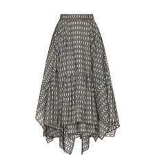 Alumnus Layered Skirt