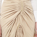 Devoured Gathered Skirt, ${color}