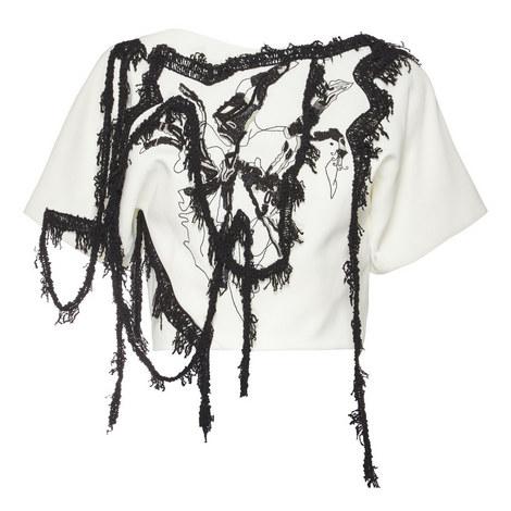 Mantra Weave Top, ${color}