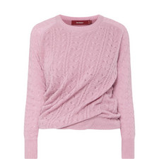 Libbie Round Neck Cashmere Sweater