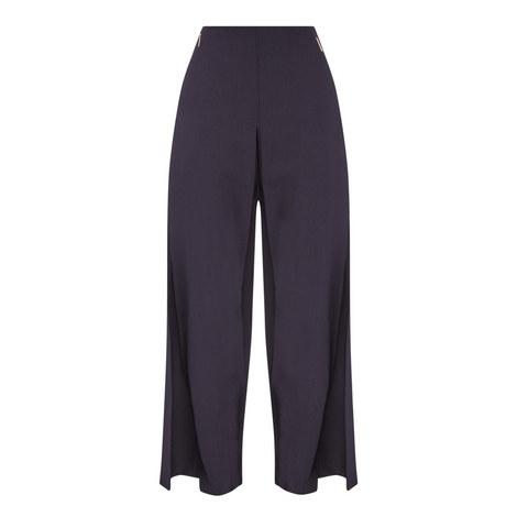 Long Slit Skirt, ${color}