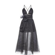 Sparkle Tulle December 31 Dress