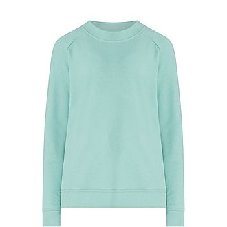 Apo Round Neck Sweatshirt