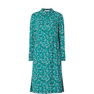 Musa Floral Shirt Dress