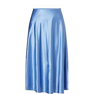 Alsop Midi Slip Skirt