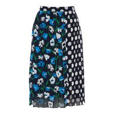 Lavinia Pleated Skirt