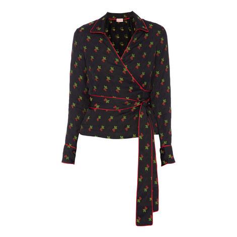 Maisy Cherry Kimono Top, ${color}