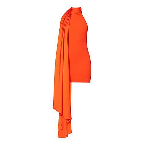 Maja Ruffle Trim Mini Dress, ${color}
